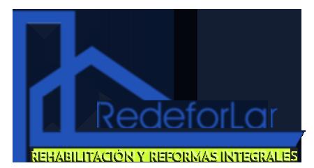 Redeforlar reformas integrales Madrid Logo Vrde