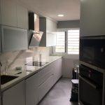 Detalle en una Reforma de Cocina en Madrid moderna